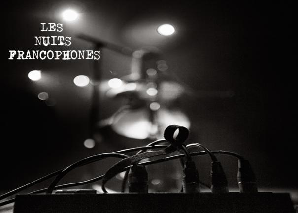 Visuel NuitsFrancophones